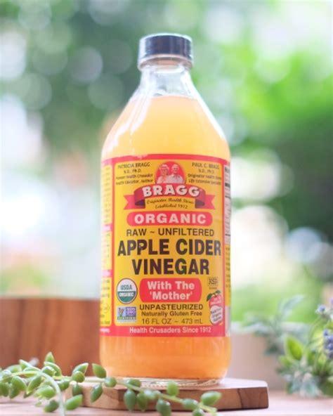 Cuka Apel Organik Apple Cider Vinegar Organic bragg apple cider vinegar organic 473ml