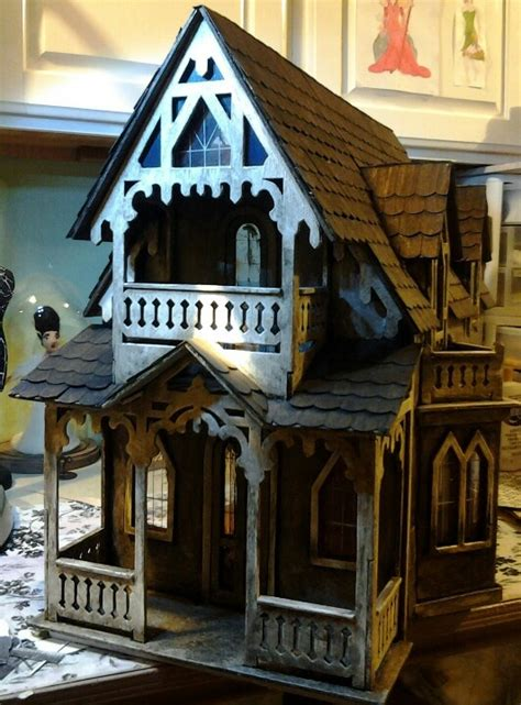 haunted doll houses haunted dollhouse halloweendecor haunted dollhouse pinterest