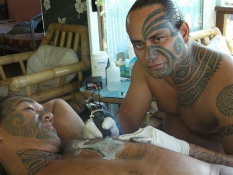 mata tiki tattoo moorea best polynesian marquesas 2012 tattoos from mata tiki