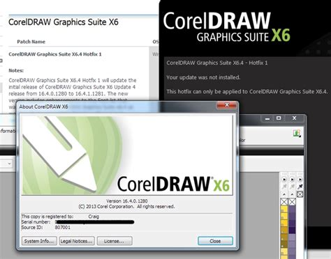 corel draw x6 out of memory error cd x6 4 hotfix is available coreldraw x6 coreldraw