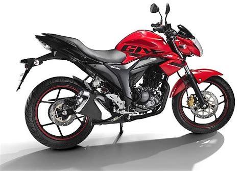 Suzuki Bikes Price List Post Gst Suzuki Bikes Scooters Price List Maxabout News