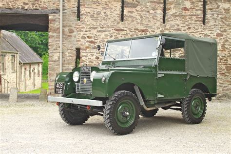series 1 land rover for sale land rover series 1 80 quot 1953 outstanding restoration 409