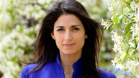 biggest womens virgina virginia raggi on track to become rome s first woman mayor