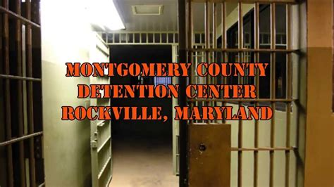 Montgomery County Md Arrest Records Montgomery County Maryland Detention Center