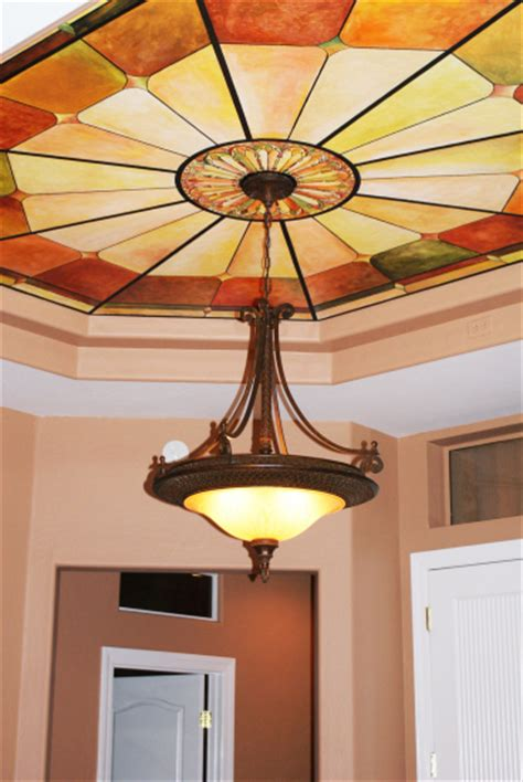 Glass Ceiling Site by Skywoods Decorative Painting Faux Finishing Murals Az