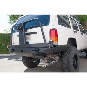 Jeep Xj Rear Tire Carrier Manta Expedition Tire Carrier Rear Bumper Cut Fold