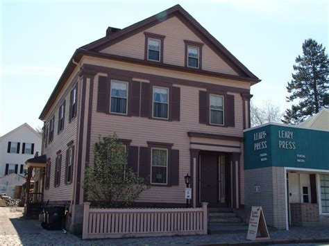 the lizzie borden house lizzie borden s house was closed jenny and i drove to fall flickr