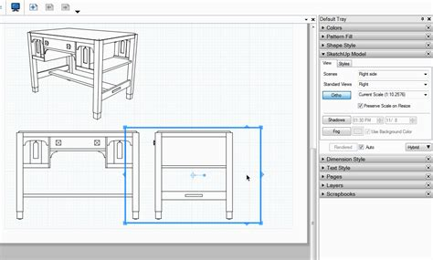 sketchup layout image resolution move sketchup model inside mounted frame in layout