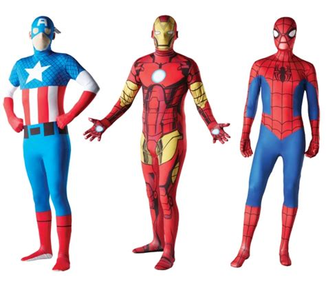 superhero zentai suits