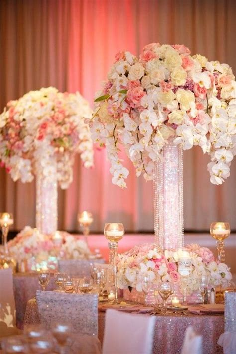 best 25 pink wedding centerpieces ideas on pink wedding decorations budget wedding