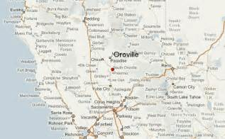 oroville location guide