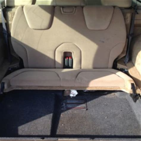 volvo xc90 3rd row seat removal volvo v70 xc70 third row seat complete w belts w hardware
