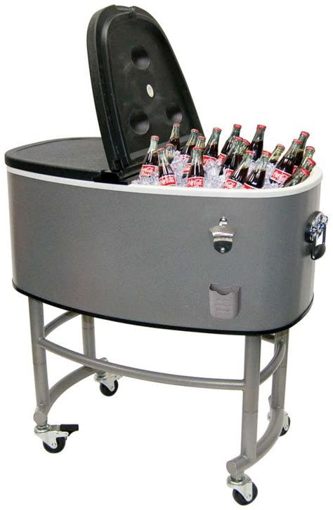 rolling party cooler