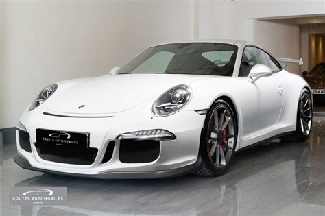 Porsche 911 Club Sport by Porsche 911 Gt3 991 Club Sport Coutts Automobiles