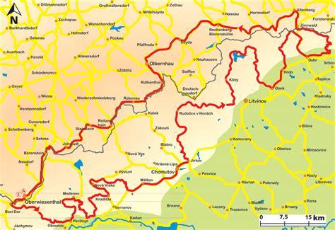 Motorradtouren Sachsen by Motorradtour Erzgebirge Erzgebirge S 252 D Die