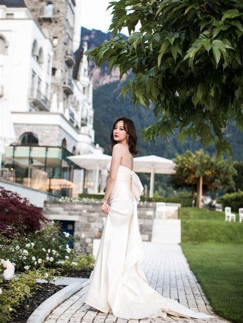 Luxury Blush Floral Filled Destination Wedding in