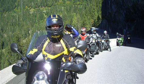 Motorrad Tourenplaner Sterreich by Landhotels Touren Reisebericht