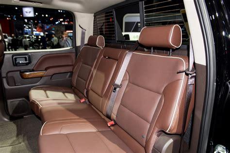 Chevrolet Silverado Interior 2017 Silverado 1500 Body Styles Cabs Boxes Gm Authority