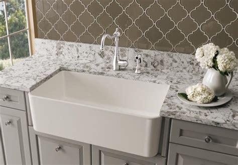 blanco silgranit farmhouse sink blanco fireclay sinks white gold