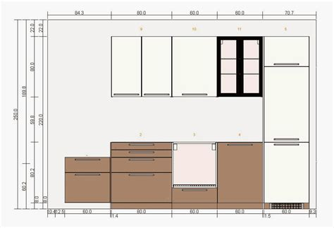 plans cuisine ikea r 233 novation de ma maison achat de la cuisine