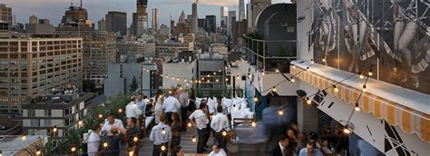 Best Hotel Rooftop Bars in NYC for a Bachelor Party