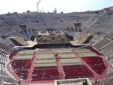 arena verona seating plan pin seating plan arena di verona on