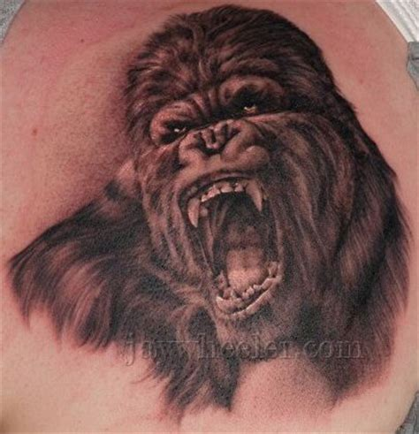 king kong tattoo traditional king kong www pixshark images