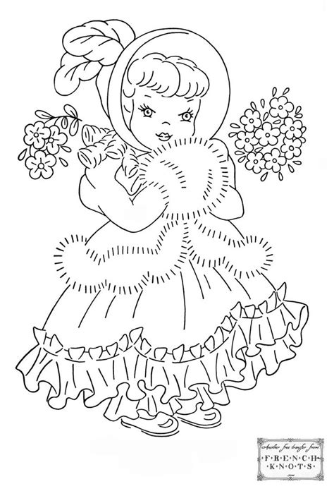 Coloring Pages Sleeping Christmas Carol A Free Vintage Printable Vintage Coloring Pages