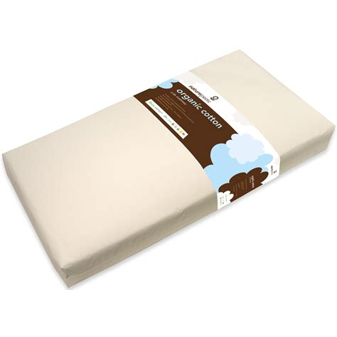 naturepedic no compromise organic crib mattress naturepedic no compromise lightweight organic classic mattress
