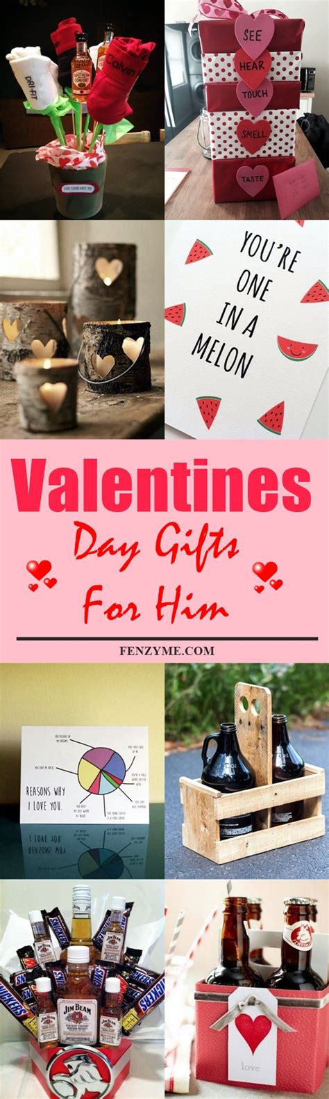 valentines gifts for him 55 handcrafted valentines day gifts for him to express