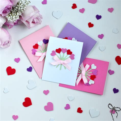 diy rugged s day card diy s day cards wear bows and smile