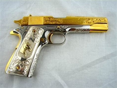 Handmade Gun - custom handguns