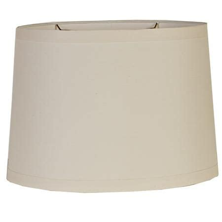 Beige Drum L Shade by 16 Quot Beige Belgian Linen Oval Drum Shade Available In 2