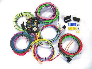 Gearhead 1967 1972 Ford Truck Pickup Complete Wiring Kit