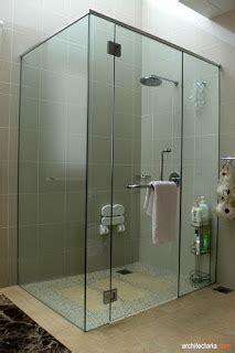 Tempered Glass Untuk Kamar Mandi pasang kaca tempered frameless shower kamar mandi pekalongan distributor of industrial supply