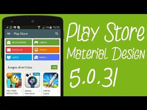 get apk link from play nuevo play store 5 0 31 material design link apk