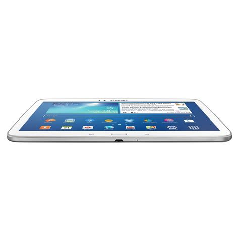 Tablet Samsung Galaxy Tab 3 10 1 16gb samsung galaxy tab 3 gt p5220 10 1 quot 4g 16gb blanco pccomponentes