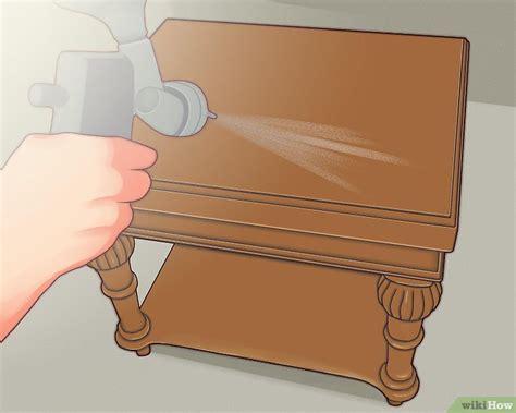 come laccare un mobile in legno come laccare un mobile in legno 19 passaggi