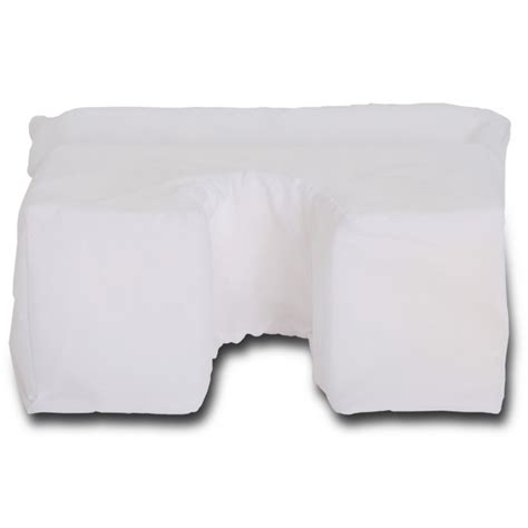 Stomach Sleeper Pillow by Stomach Sleeper Pillow Two Sizes