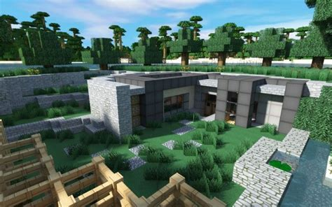 minecraft house inspiration secluded modern minecraft house minecraft inspiration