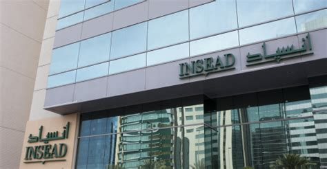 Mba Strategy Insead by Insead Brings The Mba To Abu Dhabi Insead Knowledge