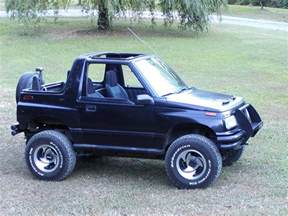 longarch 1994 geo tracker specs photos modification info
