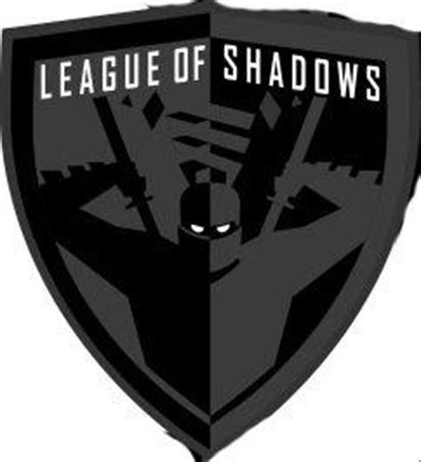 Born Of Shadows The League league of shadows tpricky49