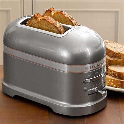 Kitchen Aid Artisan Toaster by Kitchenaid Artisan 2 Slot Toaster Medallion Silver