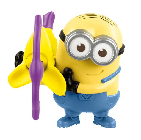Promo Happy Meal Agnes Rockin Unicorn Minion Mcd Mcdonald Minions mcdonald s happy meal toys despicable me 3 banana launcher minion time
