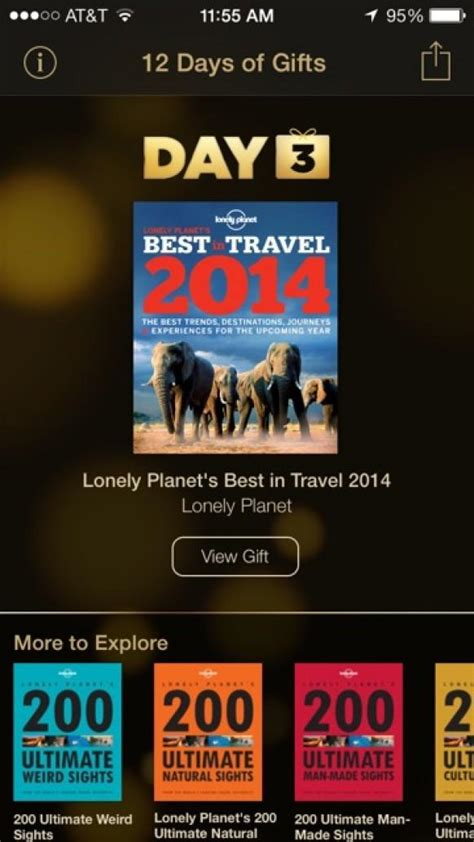themes of the book lonely days apple s 12 days of gifts day 3 is lonely planet s best