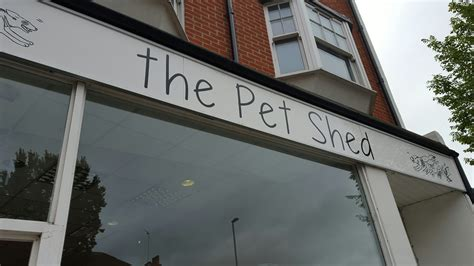 The Pet Shed Brighton by Introducing The Pet Shed Brighton The Tale Fair
