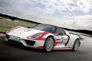 Porsche Spyder 918 Porsche Finalizes Performance Figures For 918 Spyder 0