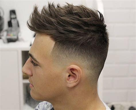 gaya rambut fade model rambut
