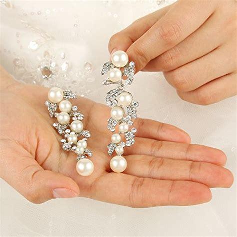 braut perlen braut ohrringe perlen gro 223 e auswahl an piercing und